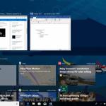 Windows 10での作業の履歴をたどれるタイムラインの使い方