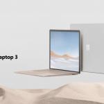 Surface Laptop 3登場!Ryzenシリーズ第3世代搭載モデルも