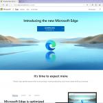 Chromium版Edge正式リリース。日本では自動更新は4/1以降に延期